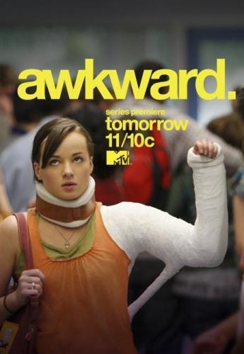 Awkward next episode air date poster