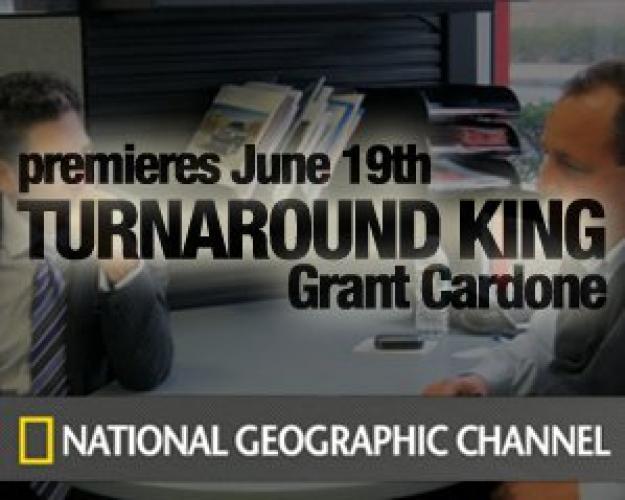 Turnaround King next episode air date poster