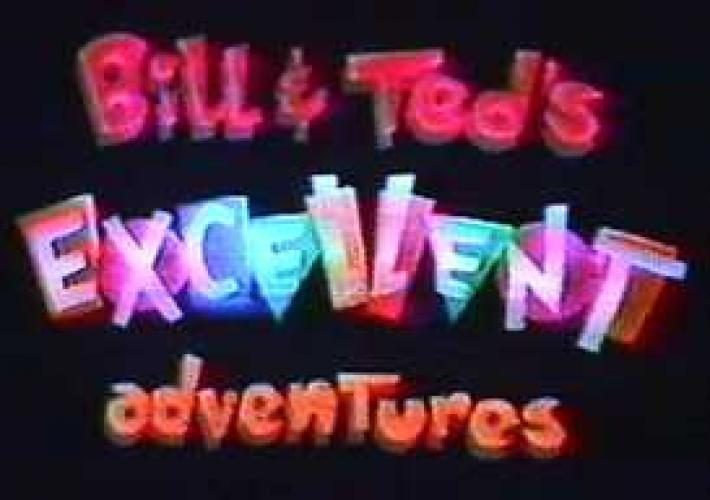 Bill & Ted's Excellent Adventures (1990) next episode air date poster