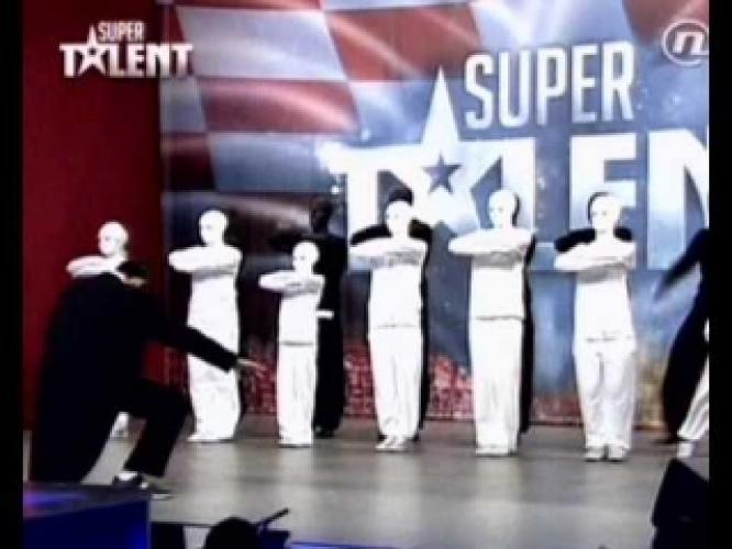Supertalent next episode air date poster
