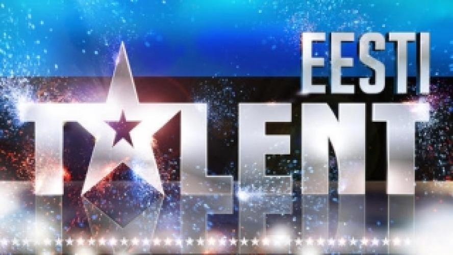 Eesti talent next episode air date poster