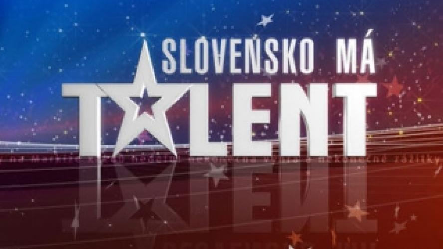 Slovensko má talent next episode air date poster