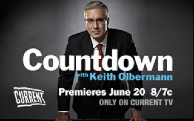 Keith Olbermann next episode air date poster