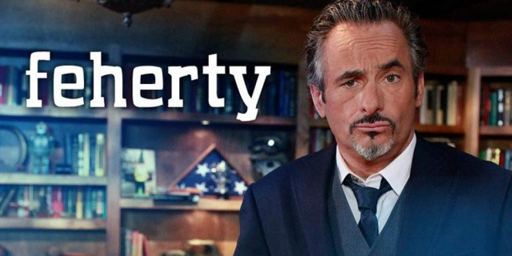 Feherty next episode air date poster