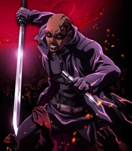 Blade (JP) next episode air date poster