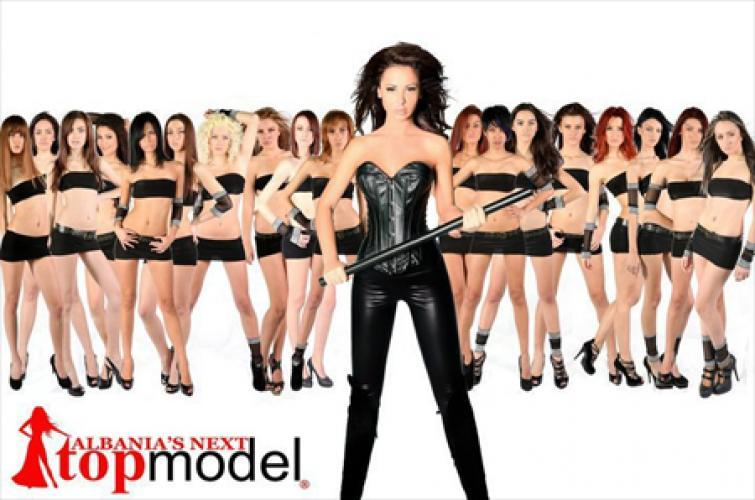 Albania's Next Top Model next episode air date poster