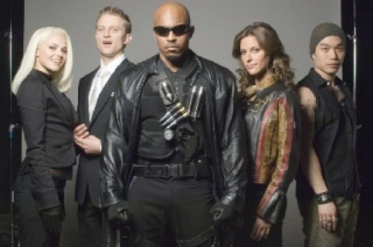 Blade: The Series next episode air date poster