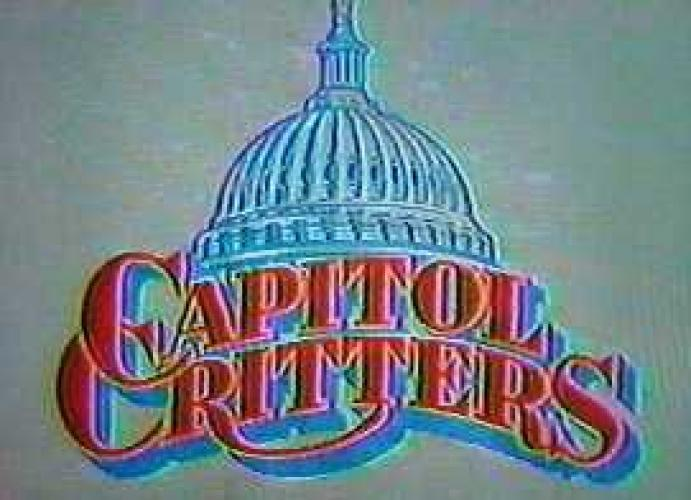 Capitol Critters next episode air date poster
