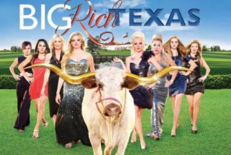 Big Rich Texas next episode air date poster