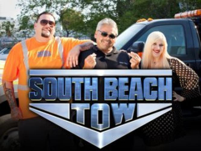 South Beach Tow next episode air date poster