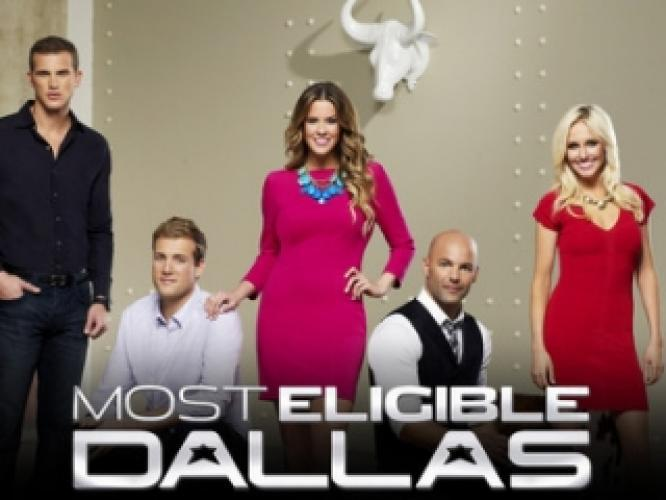 Most Eligible Dallas next episode air date poster