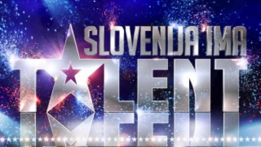 Slovenija ima talent next episode air date poster