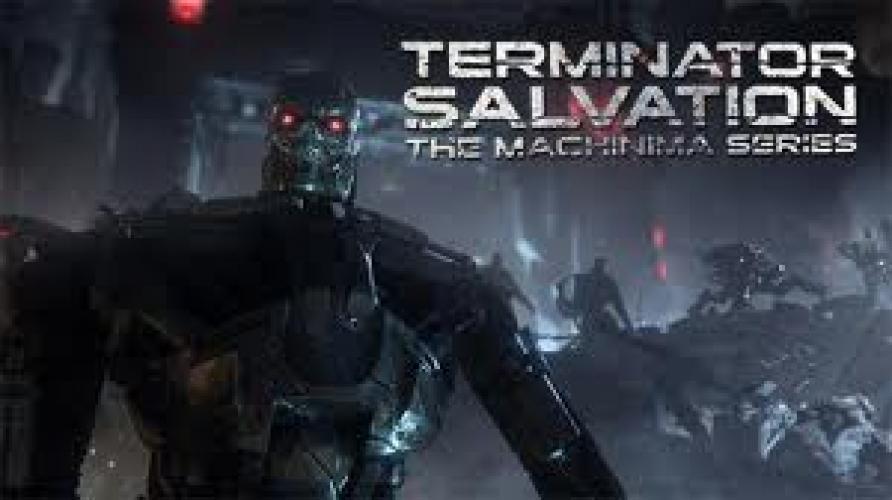 Terminator Salvation: The Machinima Series next episode air date poster