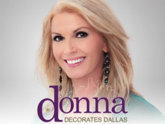 Donna Decorates Dallas next episode air date poster
