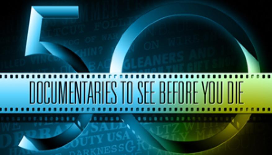 50 Documentaries to See Before You Die next episode air date poster