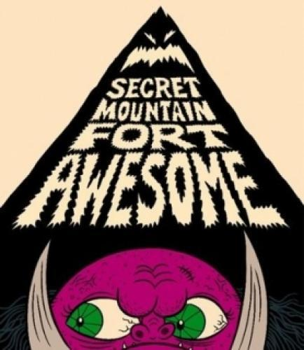 Secret Mountain Fort Awesome next episode air date poster