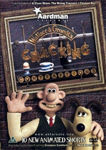 Wallace and Gromit's Cracking Contraptions next episode air date poster