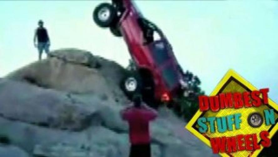 Dumbest Stuff on Wheels next episode air date poster