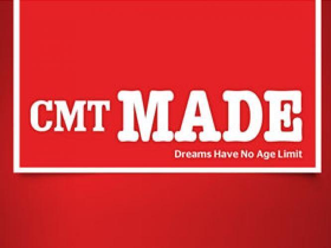 CMT Made next episode air date poster