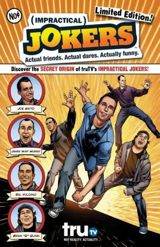 Impractical Jokers next episode air date poster
