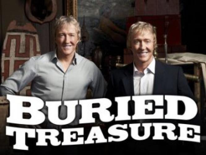 Buried Treasure next episode air date poster