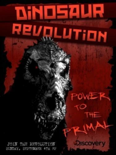 Dinosaur Revolution next episode air date poster