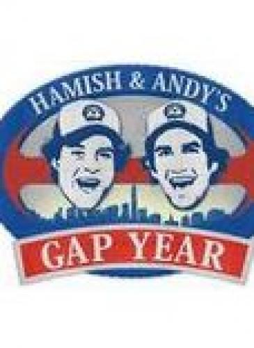 Hamish & Andy's Gap Year next episode air date poster