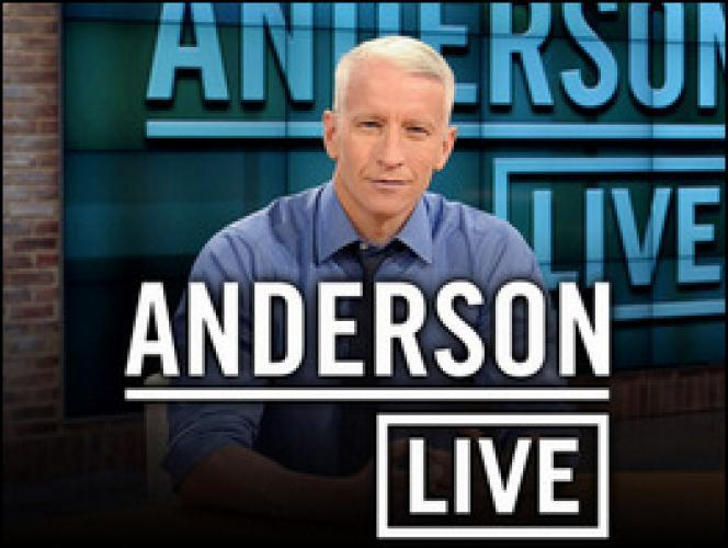 Anderson Live next episode air date poster