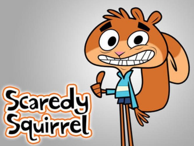 Scaredy Squirrel next episode air date poster