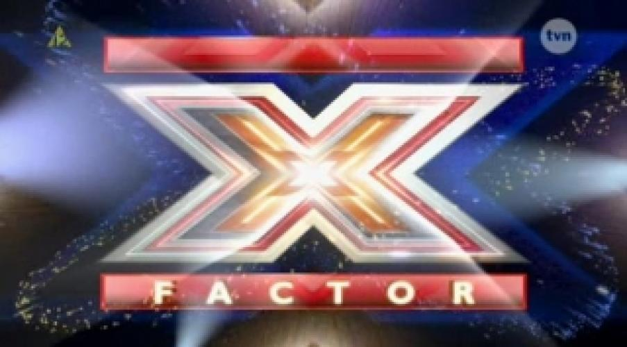 The X Factor (PL) next episode air date poster