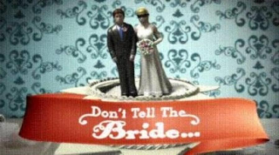 Don't Tell the Bride (US) next episode air date poster