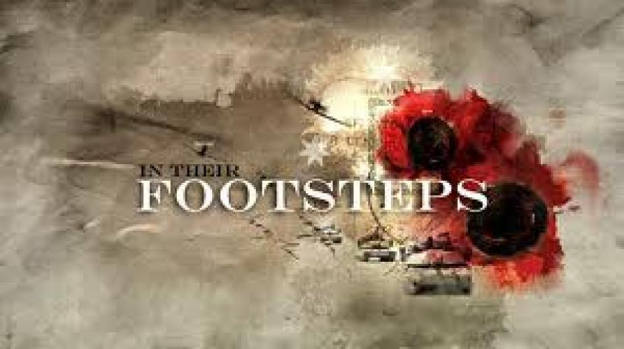 In Their Footsteps next episode air date poster