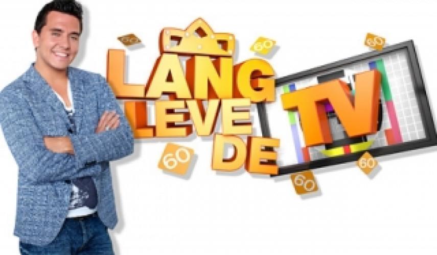 Lang Leve De TV next episode air date poster