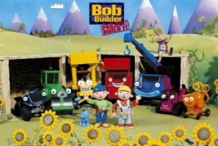 Bob the Builder next episode air date poster