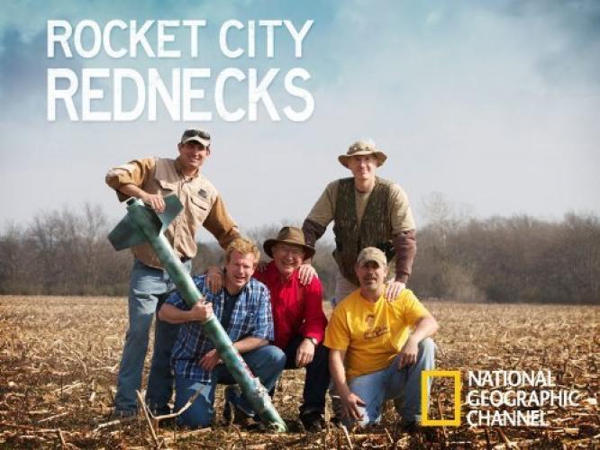 Rocket City Rednecks next episode air date poster