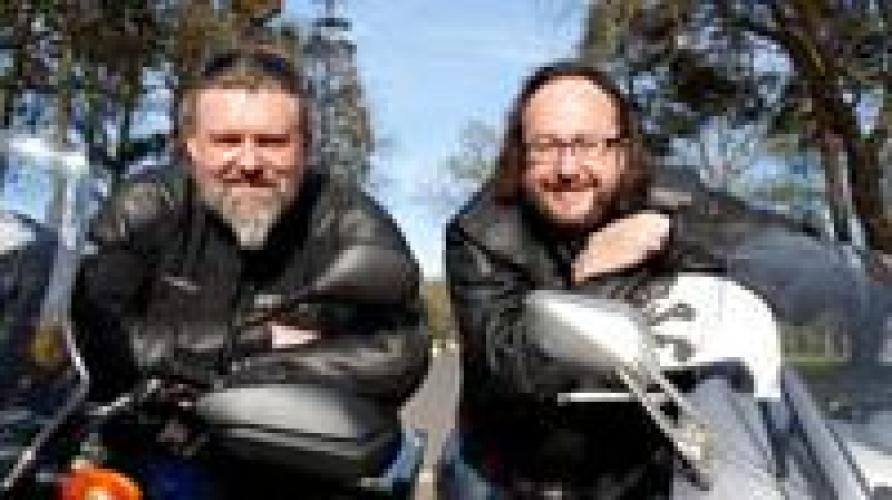 Hairy Bikers Meals On Wheels next episode air date poster