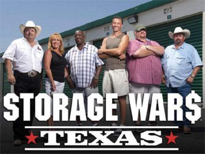 Storage Wars: Texas next episode air date poster