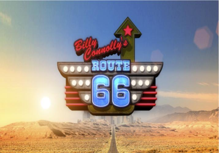Billy Connolly's Route 66 next episode air date poster