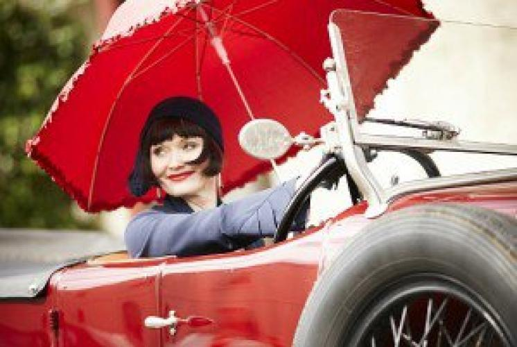 Miss Fisher's Murder Mysteries next episode air date poster