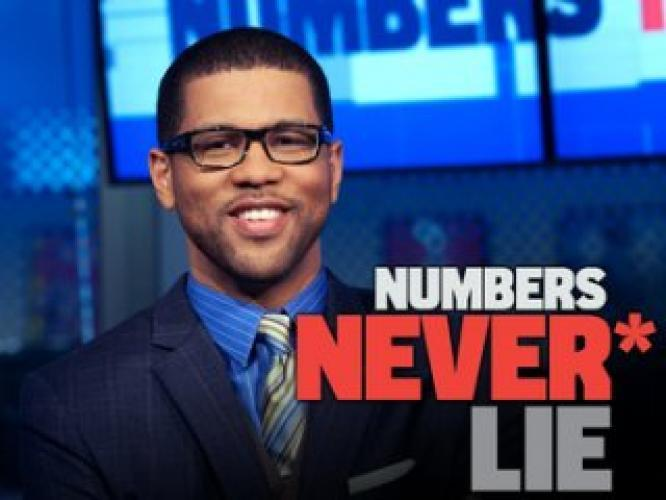 Numbers Never Lie next episode air date poster