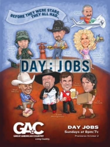 Day Jobs next episode air date poster