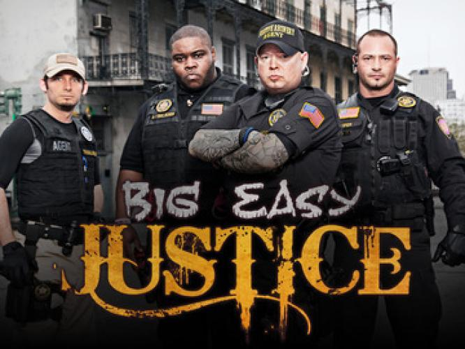 Big Easy Justice next episode air date poster