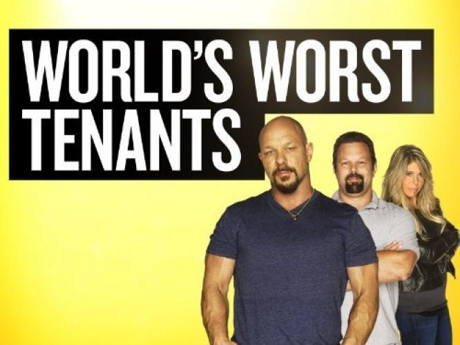 World's Worst Tenants next episode air date poster