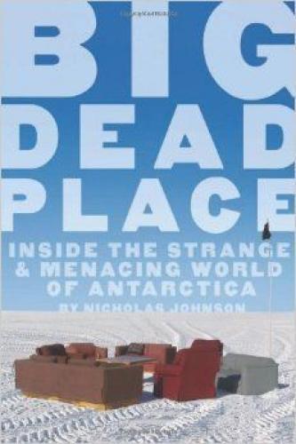 Big Dead Place next episode air date poster