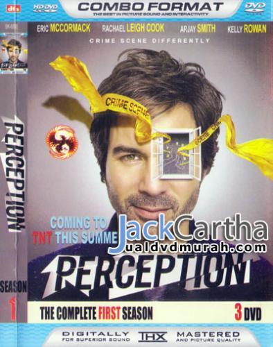 Perception next episode air date poster