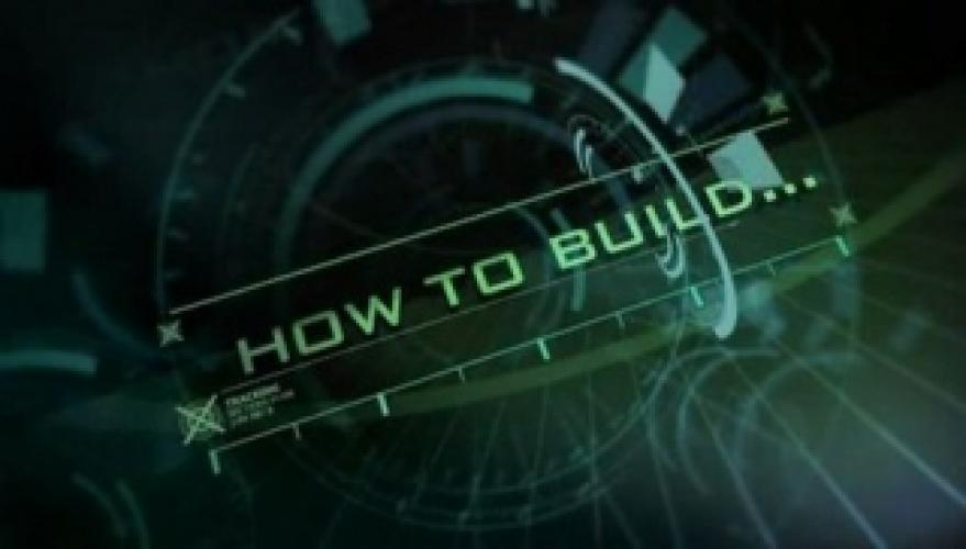 How To Build... next episode air date poster