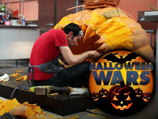 Halloween Wars next episode air date poster