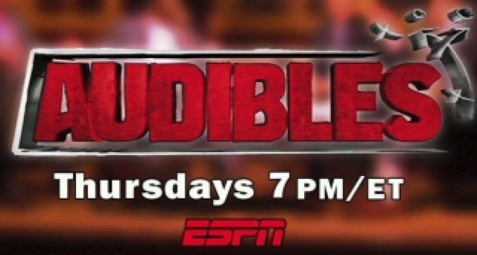 Audibles next episode air date poster