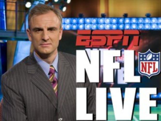 NFL Live next episode air date poster