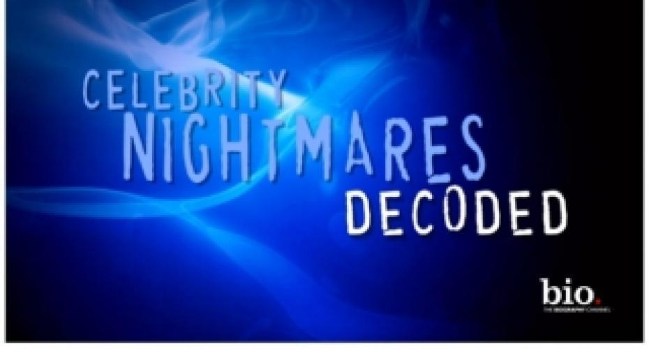 Celebrity Nightmares Decoded next episode air date poster